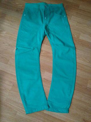 Pantalones HUMOR drop crotch talla 32