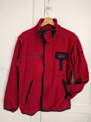 Tsunami Gore Tex chaqueta/chaleco técnica (149€. S