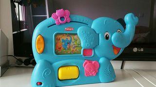 juguete infantil elefante
