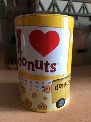 Hucha nueva promocional donuts