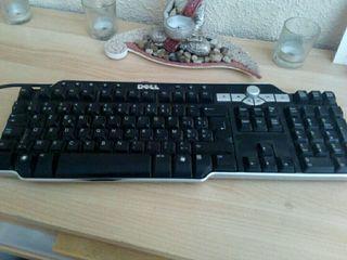 teclado dell windows