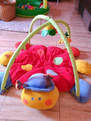 Manta Gimnasio bebés Prenatal
