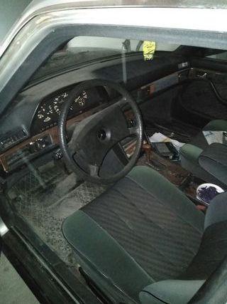 mercedes-benz 280 SE 1988