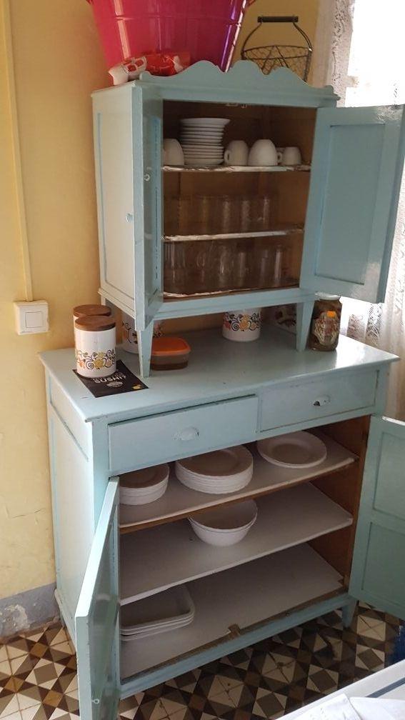 Muebles De Cocina Vintage. Amazing Mueble Cocina Vintage With ...