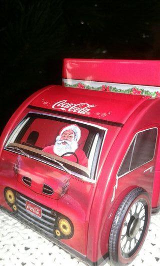 Camión Coca-Cola NUEVO