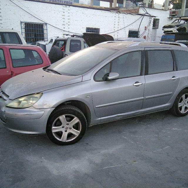 Peugeot 307 familiar 2004
