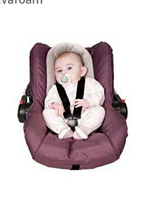 reductor cabeza bebé para silla coche