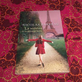 Libro de Nicolas Barreau