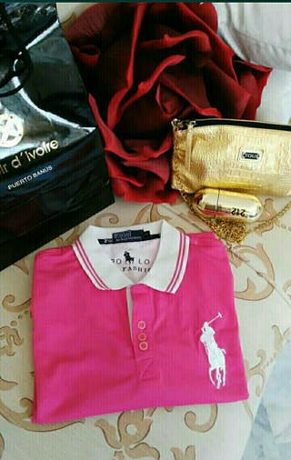 Polo mujer ralph lauren