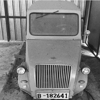 Biscuter 200C Rubia 1957