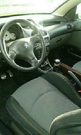 Peugeot 206 2001 cabrio