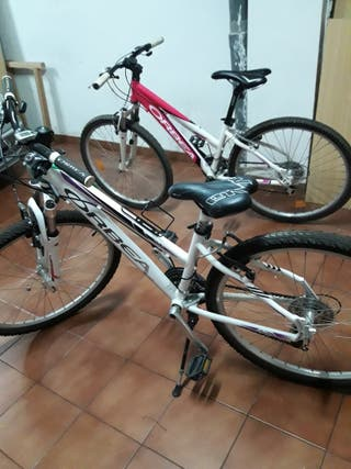 Bicicleta Orbea paradise (chica)
