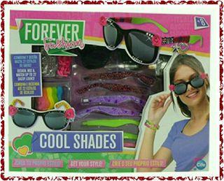 Fashion cool shades. Crea tus gafas. A estrenar!