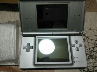 Nintendo DS Lite nueva - Colores blanco o plata