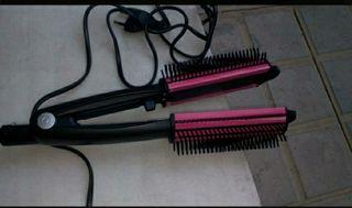 plancha del pelo