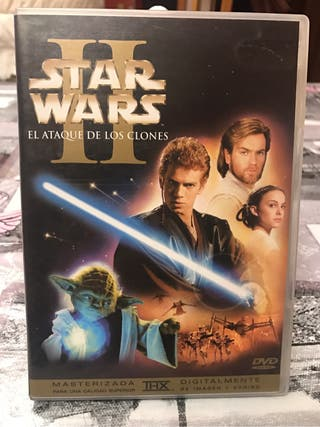 Star wars 2 dvd