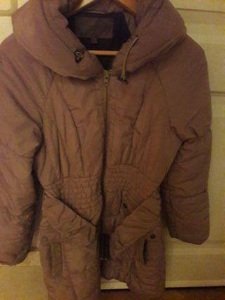 abrigo mujer Cortefiel