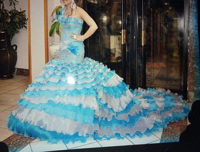 vestidos de novia gitana segunda mano