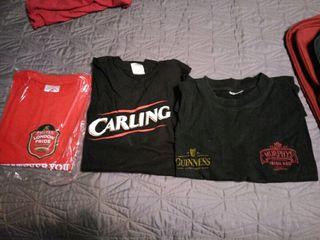 Camisetas de publicidad