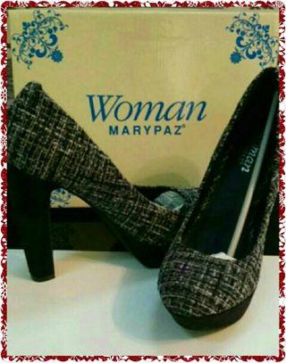 Zapatos Mary Paz. Nuevos!
