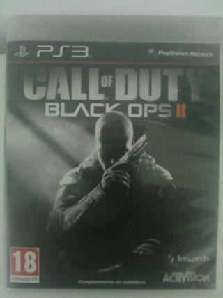 call of duty nlack ops II