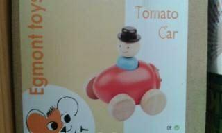 coche tomate