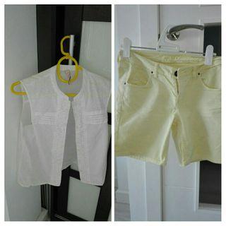 Pantalón y camiseta talla 36