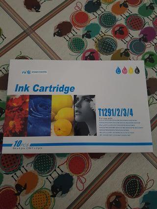 Cartucho impresora