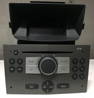 Radio cd con pantalla
