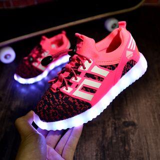 Zapatillas led luces envío 24horas niños