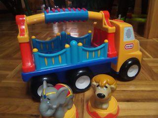 Camion circo