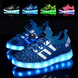 Zapatillas led luces niños envío 24horas