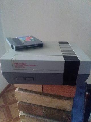 Antigua Nintendo