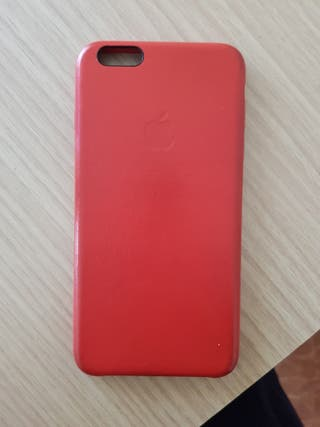 funda de piel original de apple