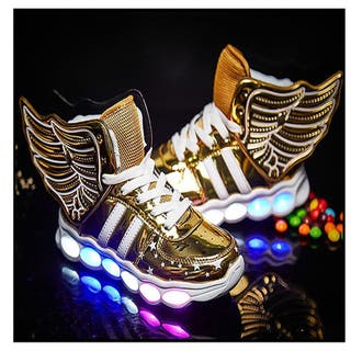 Zapatillas con luces envio 24hora regalo niña