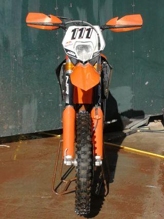 KTM 450 2008 enduro