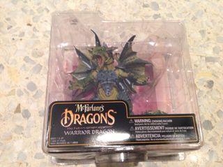Warrior dragon McFarlanes Farlanes