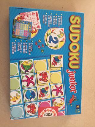 Sudoku junior marino