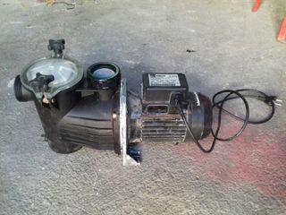 bomba de agua filtro
