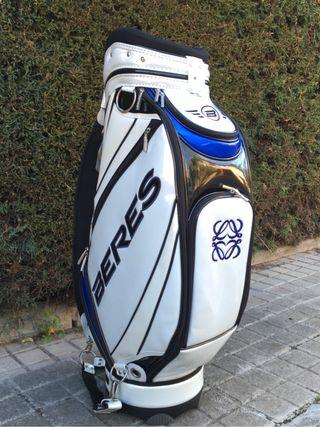 Bolsa palos golf Loewe. Beres. Nueva