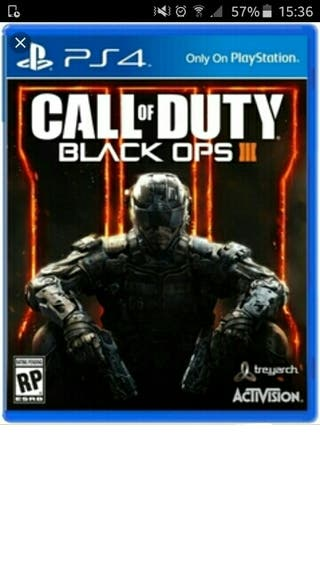 call of duty black ops 3 para play 4