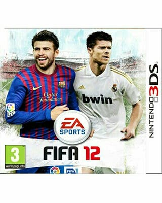 Fifa 12 3DS Nintendo