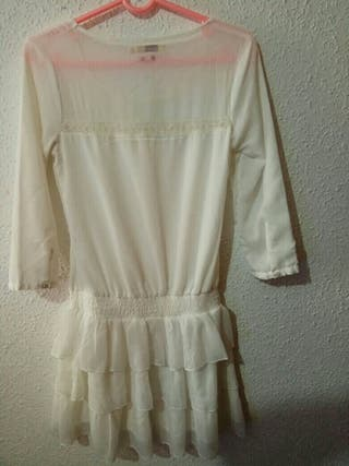 Vestido hippye -vintage