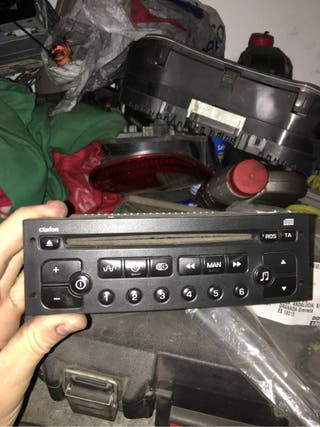 Radio peugeot