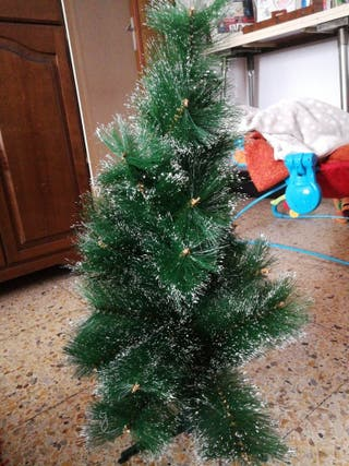 árbol de Navidad muy guapo
