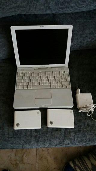 iBook G4 12'' de Apple