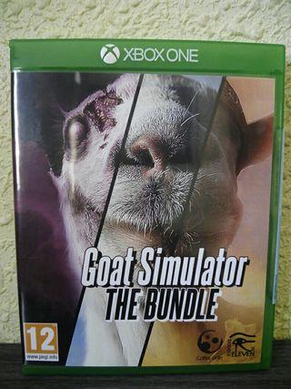 Goat simulator xbox one goat simulator