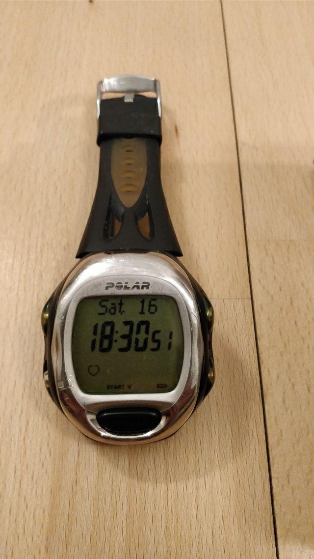 Polar S725X Pro Team Edition