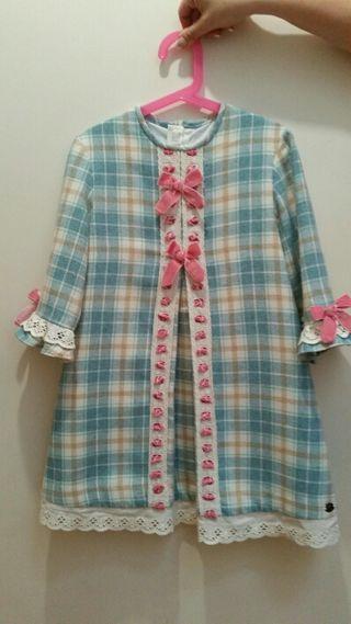 Vestido niña Dolce Petit t. 8 años