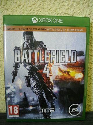 Battlefield 4 xbox one battlefield
